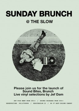 Events at THE SLOW / Accommodation & Restaurant in Canggu, Bali