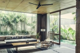 Luxe Suites at THE SLOW / Accommodation & Restaurant in Canggu, Bali